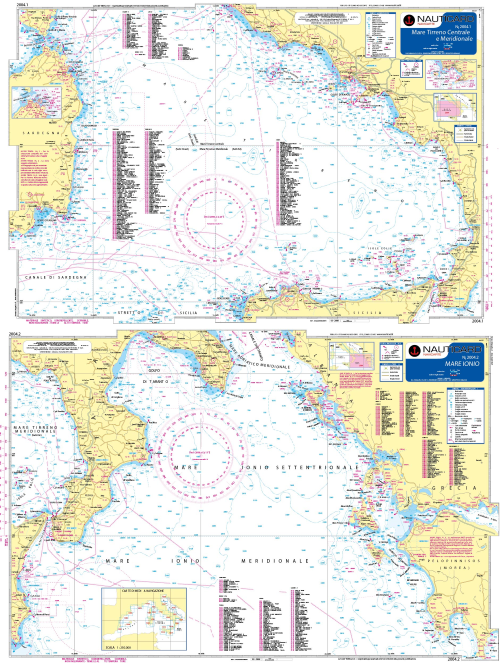 Mar Tirreno – Mar Ionio