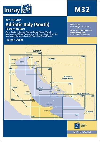 Adriatic Italy (south)