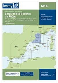 Barcelona to Bouches du Rhone