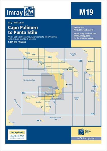 Capo Palinuro to Punta Stilo