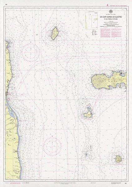 Da Cap Corse ad Alistro e all'Isola d'Elba