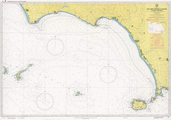 Da Capo Circeo a Ischia e Isole Pontine