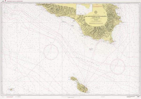 Da Capo Rossello ad Augusta e Isole Maltesi