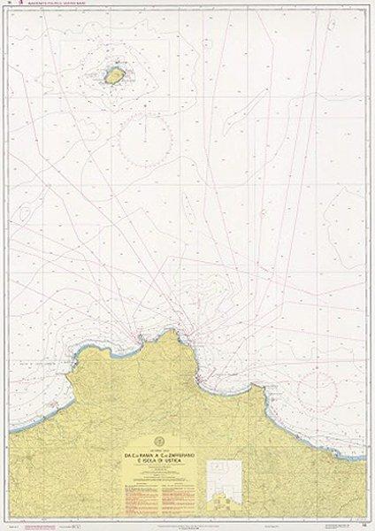 Da Capo Rama a Capo Zafferano e isola di Ustica