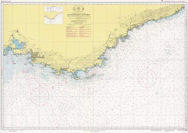 Da Fos-Sur-Mer a Capo Mele