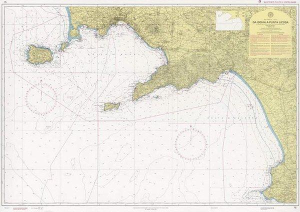 Da Ischia a Punta Licosa