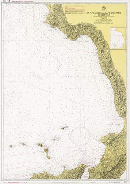 Da Punta Licosa a Capo d'Orlando ed Isole Eolie
