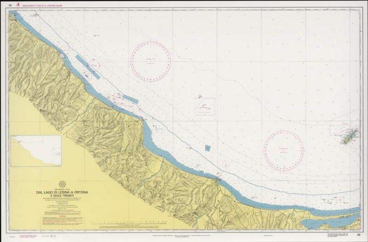 Dal lago di Lesina a Ortona e Isole Tremiti