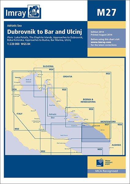 Dubrovnik to Bar and Ulcinj