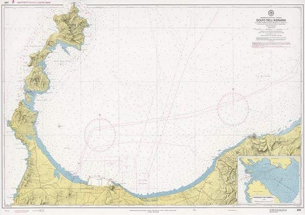Golfo dell'Asinara, passaggio dei Fornelli