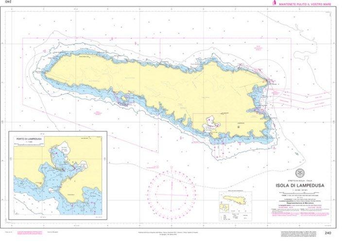 Isola di Lampedusa, porto di Lampedusa