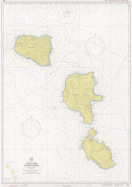 Isole di Lipari, Vulcano e Salina
