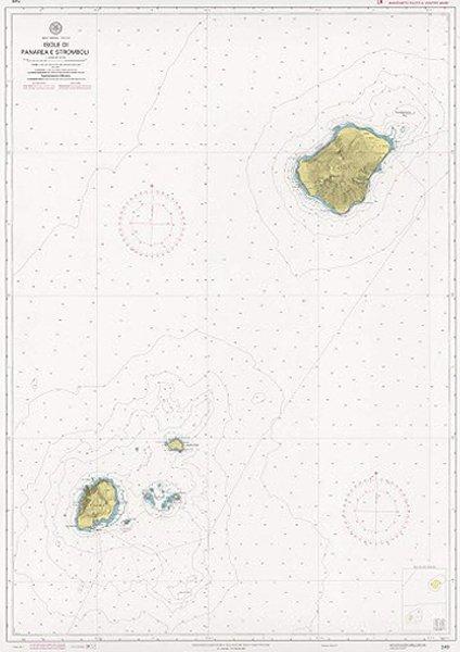 Isole di Panarea e Stromboli