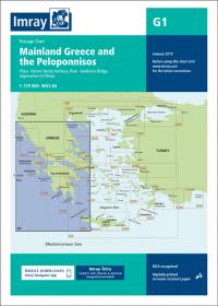 Mainland Grece and the Peloponnisos