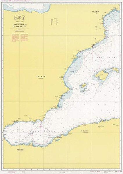 Mare di Alboran e Mar Balearico