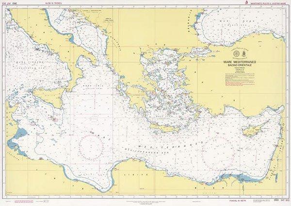 Mar Mediterraneo – bacino orientale