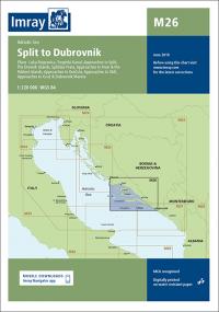 Split to Dubrovnik