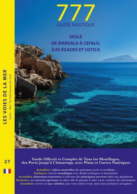 Sicile – De Marsala à Cefalù, Îles Égades et Ustica