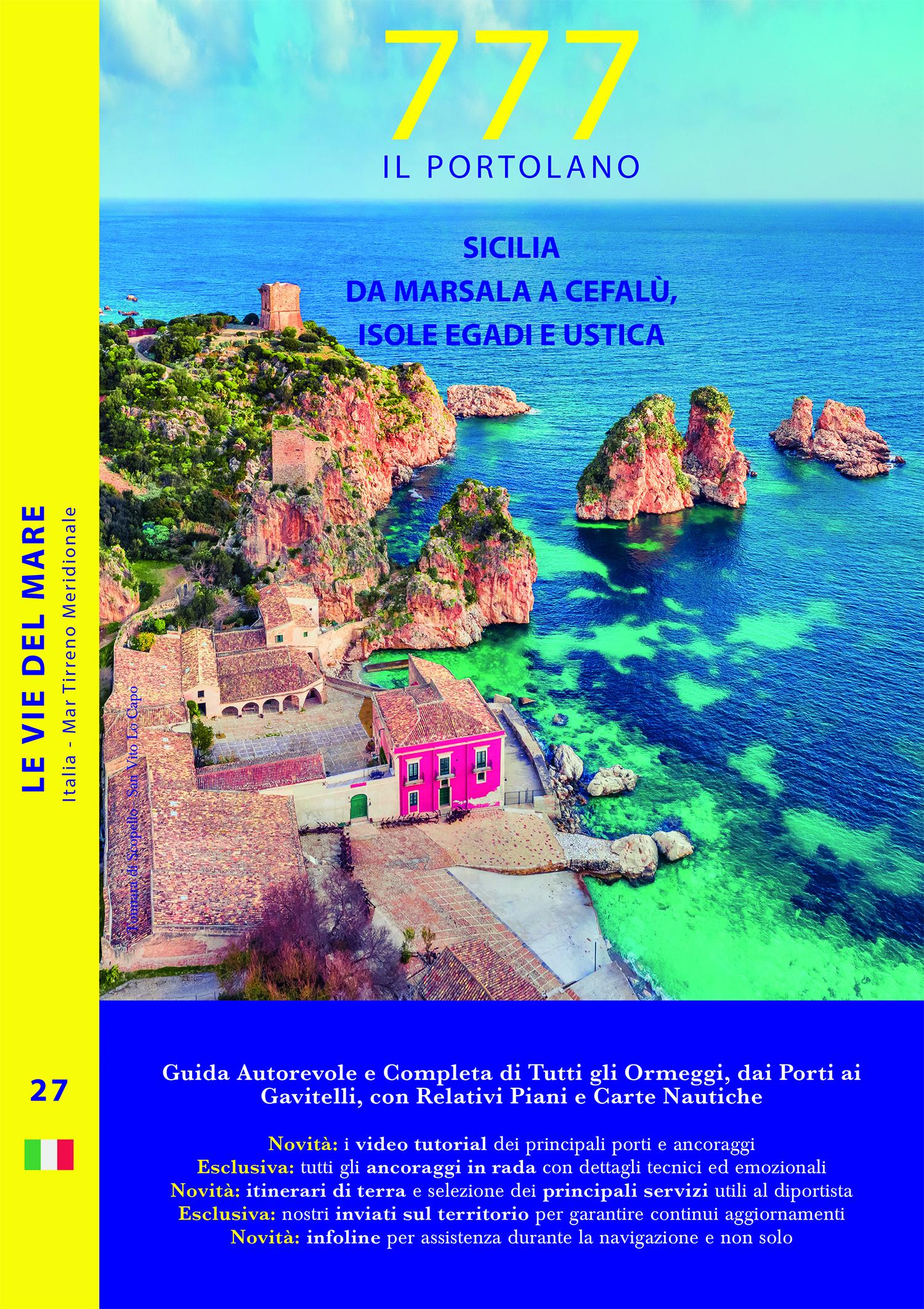 Sicilia – Da Marsala a Cefalu', Isole Egadi e Ustica