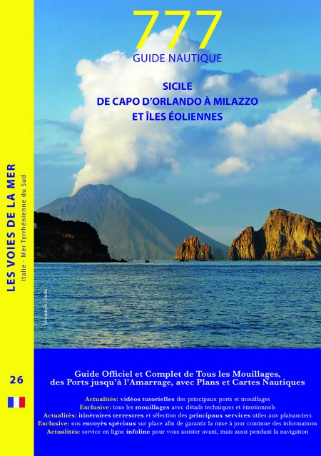 Sicile – De Capo d'Orlando a Milazzo et Îles Éoliennes