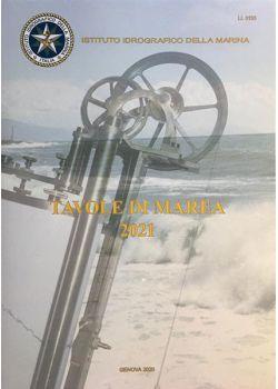 Tavole di marea 2021