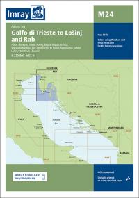 Golfo di Trieste to Losinj and Rab