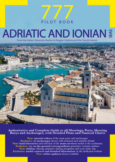 777 Adriatic and Ionian Seas