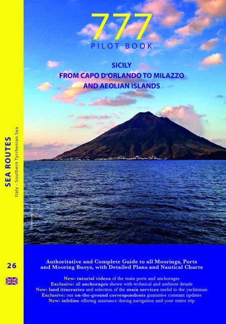 Sicily – From Capo d'Orlando to Milazzo and Aeolian Islands