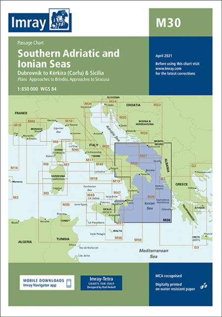 Southern Adriatic and Ionian Seas