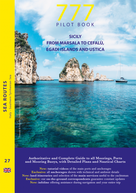 Sicily – From Marsala to Cefalù, Egadi Islands and Ustica