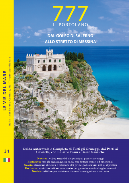 Dal Golfo di Salerno allo Stretto di Messina